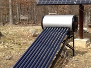 Preparan el lanzamiento de calentadores de agua solares mucho más asequibles