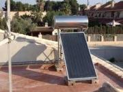 Andalucía, la CCAA española que más utiliza la solar térmica