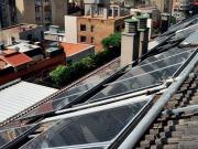 """Solo el 59% de las instalaciones solares térmicas de Barcelona funciona """"de forma aceptable"""""""