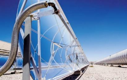 La energía termosolar supera en 2015 todos sus registros