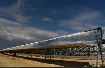 Abengoa inaugura la planta solar de Mojave, en California