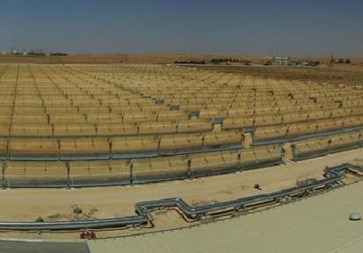 Abengoa inicia la construcción de dos plantas termosolares en Suráfrica