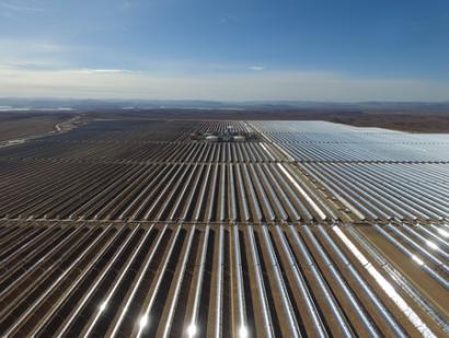 Proveedores de CSP garantizan un PPA a 35 años para la central Noor Energy 1, en Dubai