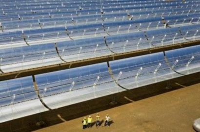 Acciona, Sener y TSK construirán una planta termosolar en Sudáfrica de 50 MW