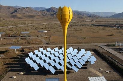 Aora Solar prepara ya la quinta generación de su receptor termosolar