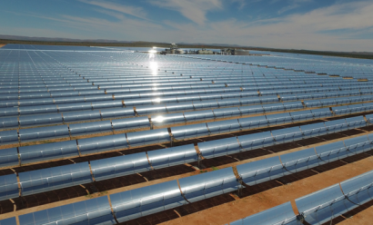La central surafricana de Bokpoort supera 1000 MWh en un día