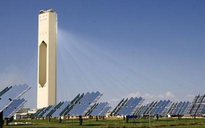 Abengoa construirá en Atacama la mayor planta termosolar de Sudamérica