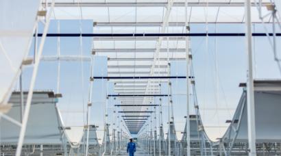 La energía solar termoeléctrica sigue avanzando en el mundo del petróleo