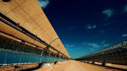 Abengoa pone en marcha la primera termosolar de la Plataforma Castilla-La Mancha