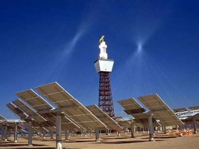 Estados Unidos proyecta una termosolar de 110 MW