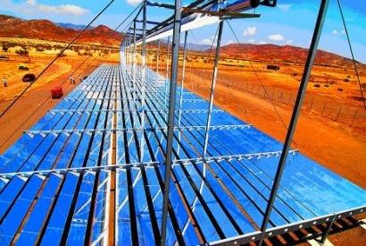 España produjo en abril más electricidad con el Sol que con carbón