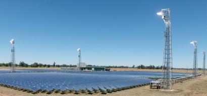 Un promotor de minitorres CSP prevé costes inferiores a 50 $/MWh