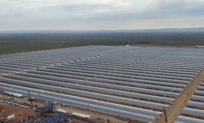 Kathu Solar se conecta con éxito a la red de Sudáfrica