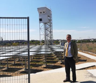 IMDEA Energía y otros socios europeos logran producir combustible para los aviones a partir de energía solar, agua y CO2