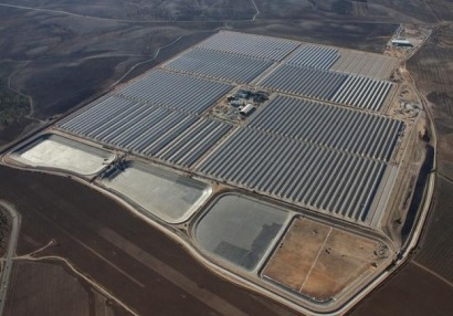 La termosolar busca 360 MW en Chile