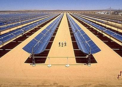 Sener y Abener, entre las empresas preseleccionadas para desarrollar Noor Midelt, en Marruecos