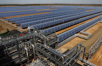 T-Solar adquiere dos centrales termosolares en España