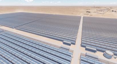 El petróleo recurre al sol para abaratar costes de extracción