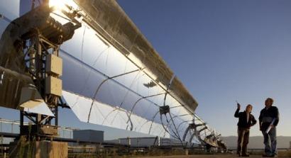 El papel de la CSP a la hora de garantizar la energía en Europa y región MENA