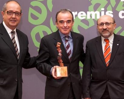 La central híbrida solar-biomasa de Les Borges Blanques, Premio a la Excelencia Energética