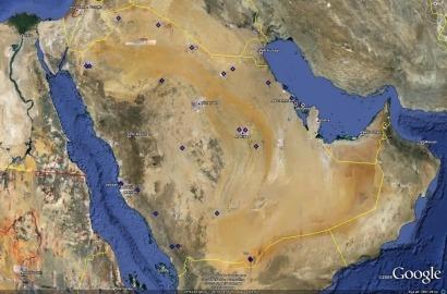 Arabia Saudí retrasa su meta de alcanzar 41 GW en energía solar