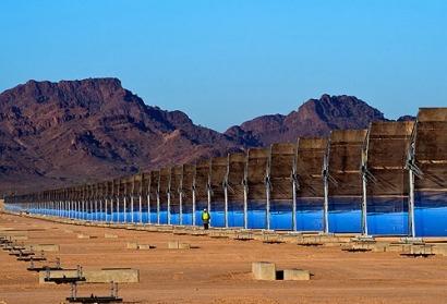 España tiene el 73% de la potencia termosolar mundial
