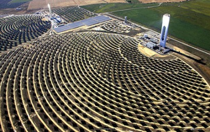 La termosolar generó en 2012 electricidad para más de 600.000 españoles