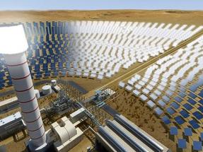 Dubai quiere construir una torre solar gigante para sacarle más jugo al sol