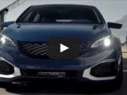Peugeot escoge Gemasolar para presentar su último híbrido