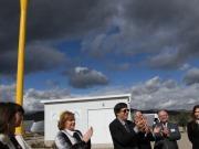 AORA Solar inaugura una planta solar híbrida en la PSA