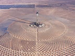 La planta termosolar Cerro Dominador anuncia que comercializará bonos de carbono