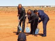 SENER participa en la ceremonia de inicio de la planta sudafricana de Bokpoort