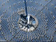 Una termosolar de 2 GW con almacenamiento puede producir la electricidad más barata del mundo