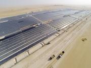Masdar añadirá 800 MW al complejo solar Mohammed bin Rashid de Dubai