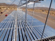 Termosolar made in Spain: 2,19% de la potencia instalada en España; 3,56% de la electricidad producida