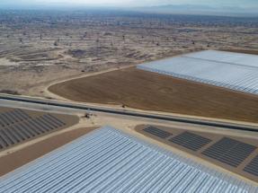 Exxon y Shell recurren a la energía solar para extraer petróleo y prescindir del gas