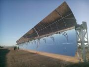 La primera gran termosolar de Marruecos empezará a operar en agosto