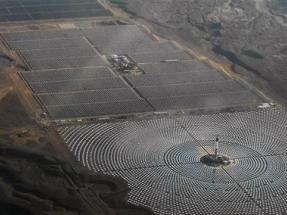 La central solar Noor Ouarzazate III completa la prueba de fiabilidad