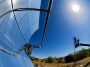 La termosolar generó en junio el 4,4% de la electricidad en España