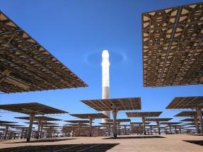 SENER pone en marcha el receptor de la planta marroquí Noor Uarzazat III
