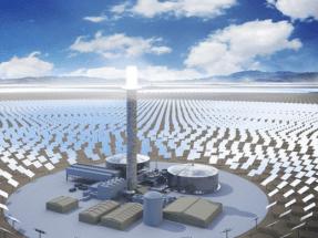 SolarReserve sigue apostando por Estados Unidos