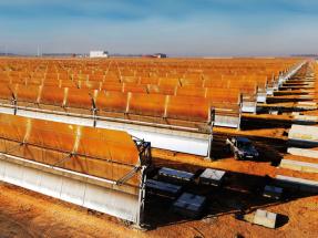 Kuwait contempla desarrollar hasta 400 MW de termosolar en el complejo solar de Shagaya