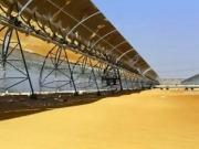 Inauguran enOriente Mediola mayor planta solar cilindroparabólica del mundo