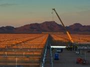 Rioglass Solar suministra el 85% de los espejos para la termosolar