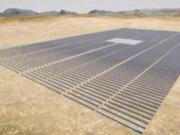 Abengoa anuncia que ya ha construido el 80% de la que será la mayor central termosolar del mundo