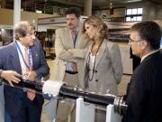 """Garmendia pide un """"esfuerzo del sector público"""" en favor de las renovables"""