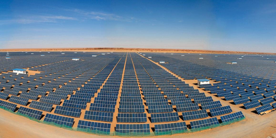 Trina Solar desarrolla módulos fotovoltaicos de más de 400W para servicios públicos