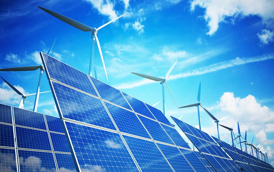 Las renovables arrasan en 2020