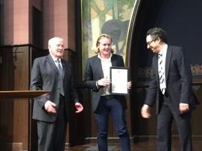 La asociación eólica mundial premia a los firmantes del Pacto de París